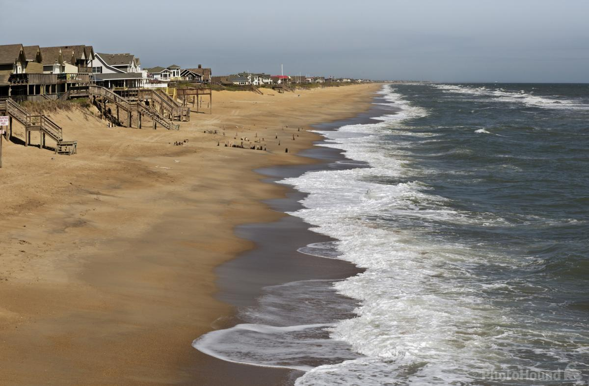 Kitty Hawk, Avalon and Nags Head Fishing Piers