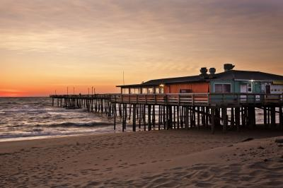 North Carolina photography locations - Outer Banks Fishing Pier