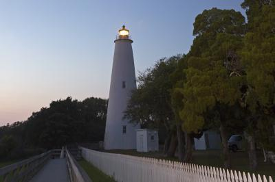 Outer Banks photography locations - Ocracoke Lighthouse
