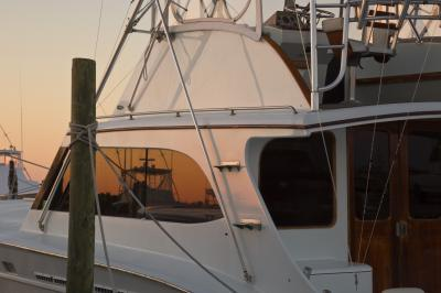 Outer Banks photography spots - Marinas – Oregon Inlet and Hatteras Harbor