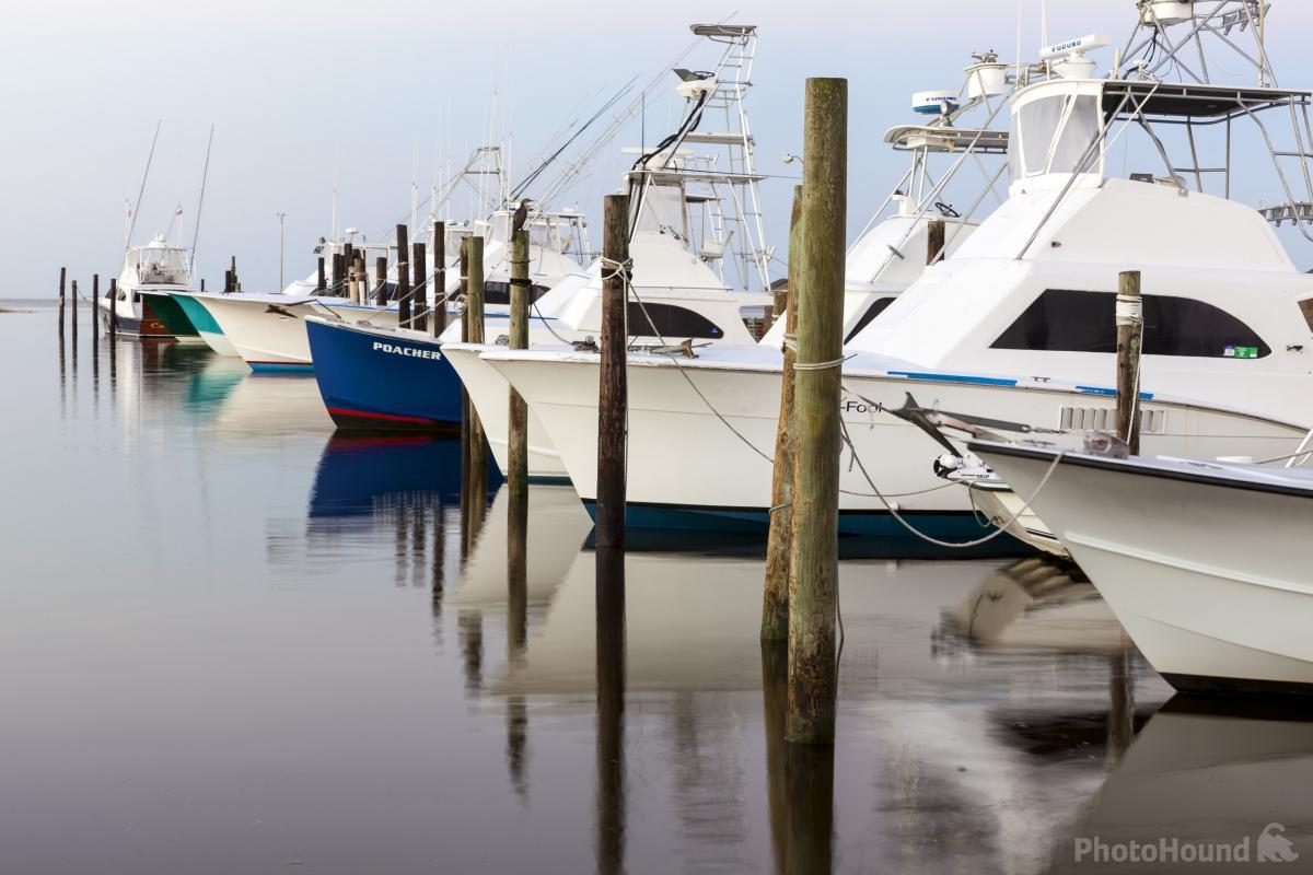 Marinas – Oregon Inlet and Hatteras Harbor