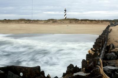 photo locations in Outer Banks - Cape Hatteras Lighthouse