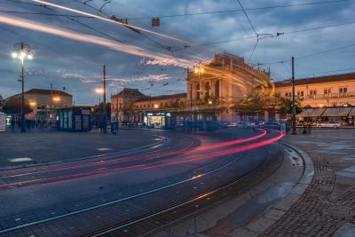 Zagreb photo locations - Glavni Kolodvor (Train Station)