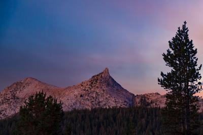 photography spots in California - Tuolumne Meadows - River