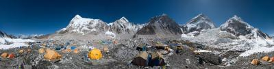 Nepal photography locations - Base Camp