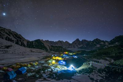 Nepal photo locations - Ama Dablam base camp