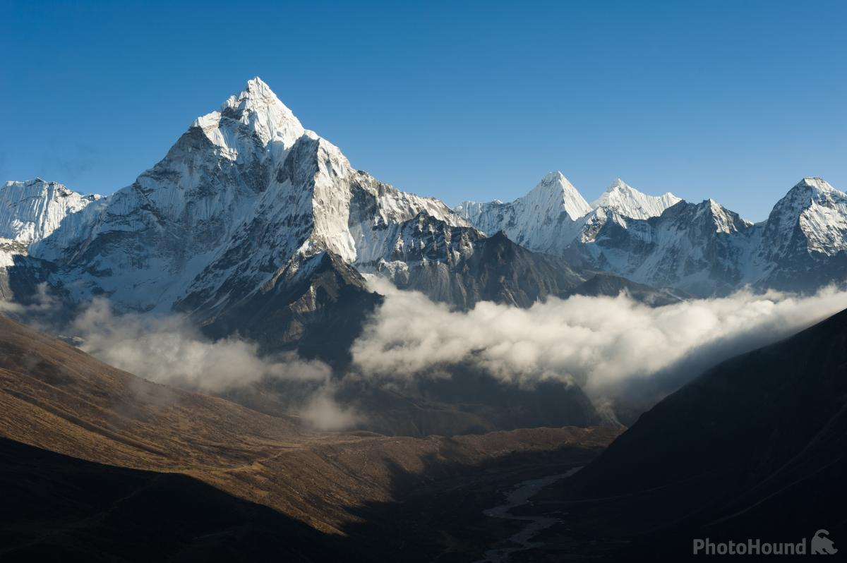 Nepal photo locations