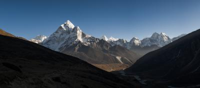 Everest memorial chortens