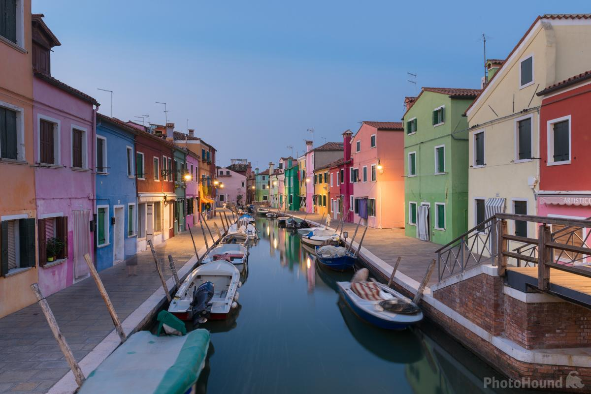 Burano Bridge Views