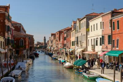 Venice photography spots - Murano Canals