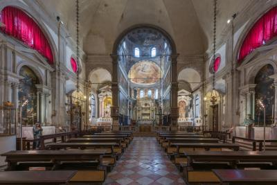 photography spots in Venice - Chiesa San Rocco