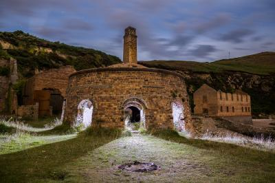 photo spots in North Wales - Porth Wen Brickworks
