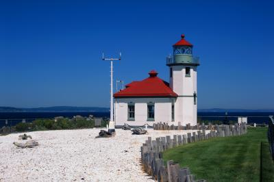 King County photography locations - Alki Point Lighthouse
