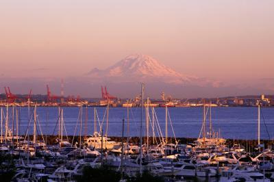 photography locations in King County - Elliott Bay Marina