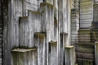 pictures of Seattle - Freeway Park