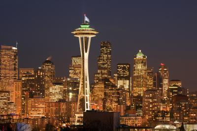 images of Seattle - Kerry Park