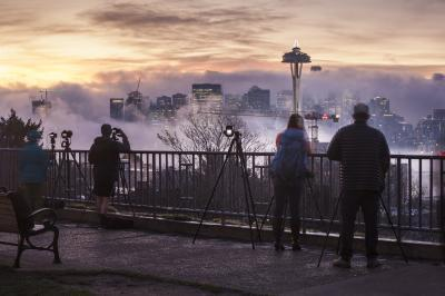 pictures of Seattle - Kerry Park