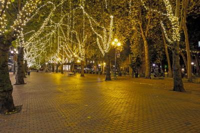 pictures of Seattle - Occidental Square