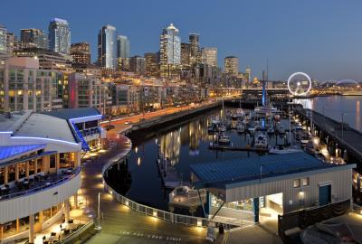 photos of Seattle - Pier 66, Seattle Waterfront