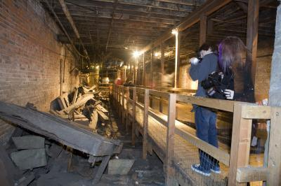 pictures of Seattle - Seattle Underground