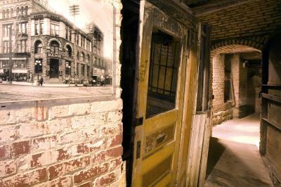 images of Seattle - Seattle Underground