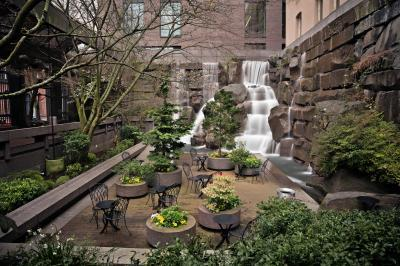 King County instagram locations - UPS Waterfall Garden Park