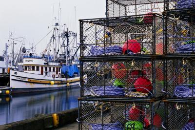 images of Seattle - Fisherman's Terminal