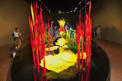 photos of Seattle - The Chihuly Garden and Glass – Seattle Center