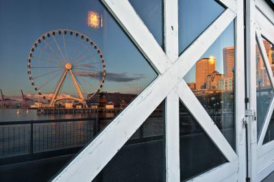 photos of Seattle - The Great Wheel