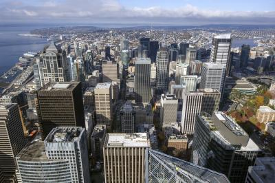 photos of Seattle - Columbia Center – Sky View Observatory