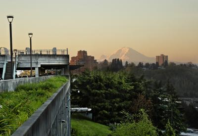 images of Seattle - Harborview Park