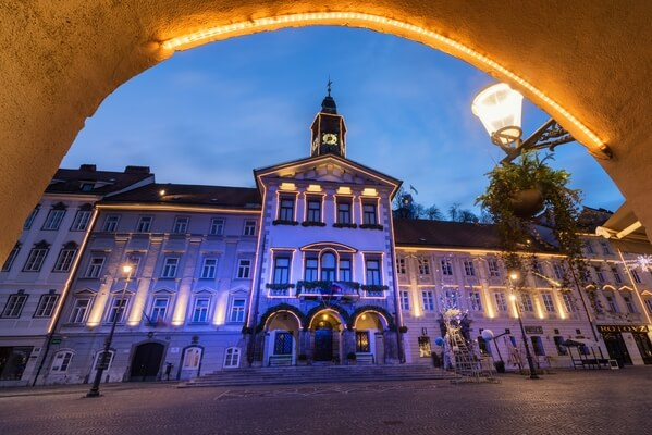 most Instagrammable places in Ljubljana