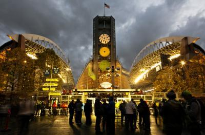 images of Seattle - Stadium District (Sodo)