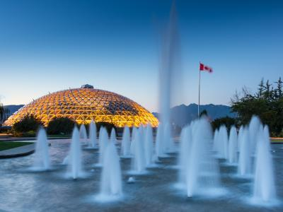 Vancouver photo locations - Bloedel Conservatory