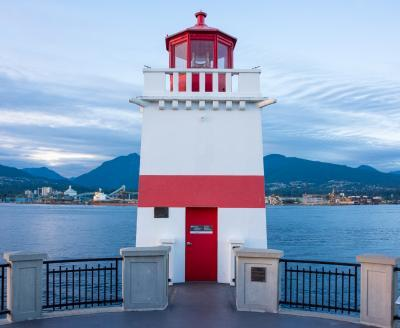 Vancouver photography guide - Brockton Point Lighthouse at Stanley Park