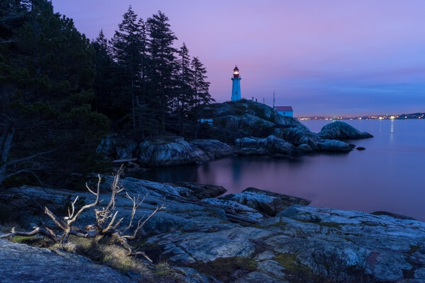 Lighthouse Park, West Vancouver