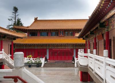 Greater Vancouver photography locations - International Buddhist Society Temple, Richmond