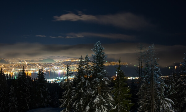 Grouse Mountain, North Vancouver