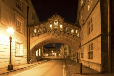photography spots in Oxfordshire - Bridge of Sighs
