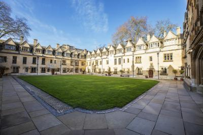England photo spots - Brasenose College
