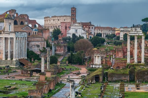 Foro Romano Overlook