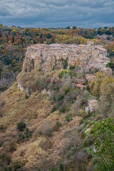 Rome photo locations - Calcata