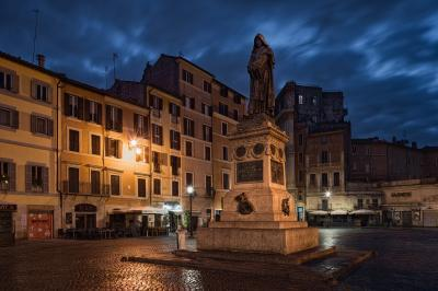 photo spots in Rome - Campo de' Fiori