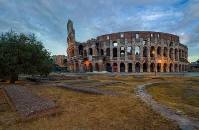 Rome photography guide - Colosseum
