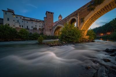 Rome photography locations - Pons Fabricius