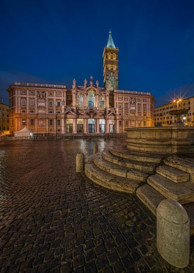 Rome photo locations - Santa Maria Maggiore