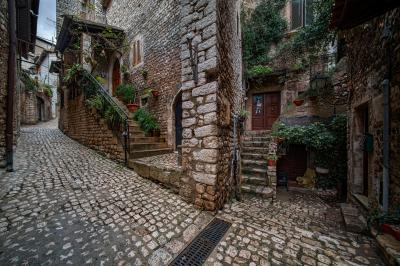 Rome photography locations - Sermoneta