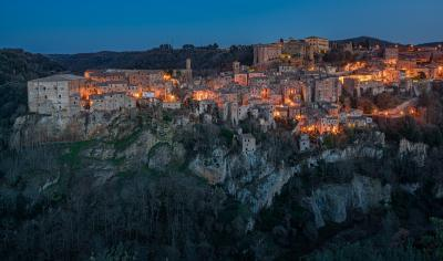 photography spots in Rome - Sorano