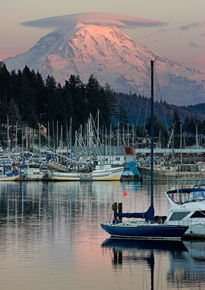 Gig Harbor – North Harborview Drive