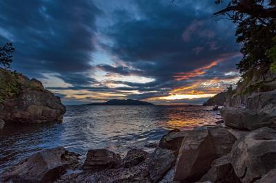 Puget Sound photo spots - Larrabee State Park